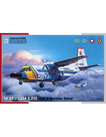 Special Hobby SH72402 SH 89...