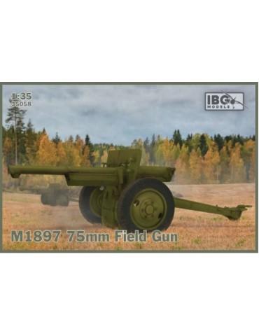 IBG Models 35058 M1897 75mm...