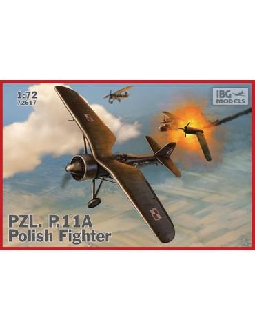 IBG Models 72517 PZL P.11a...