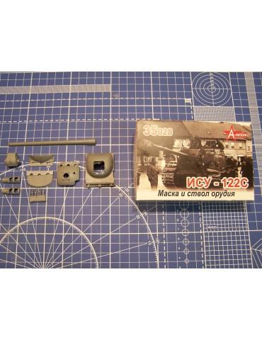 A-Resin 35028 Маска и ствол...