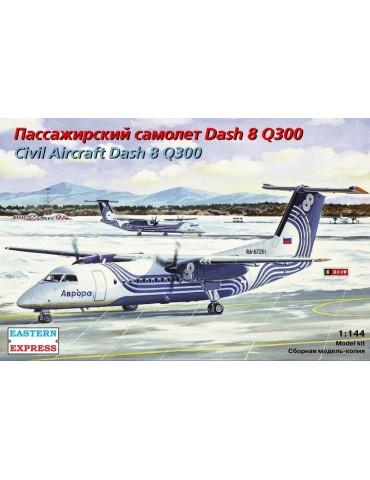 Eastern Express ЕЕ144134 Dash 8 Q300 Аврора 1/144