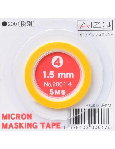 Aizu Project 2001-4 Micron...
