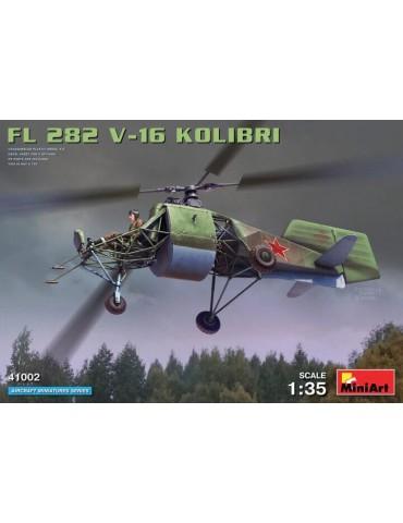 MiniArt 41002 FL 282 V-16...