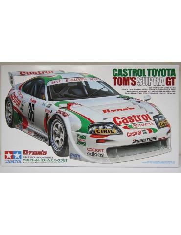 Tamiya 24163 Castrol Toyota...
