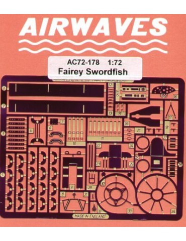 Airwaves AEC72178 Fairey...