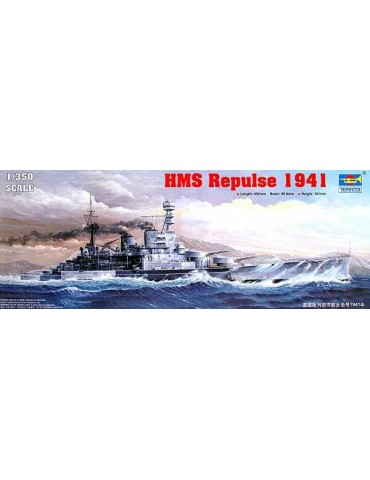 Trumpeter 05312 HMS Repulse...