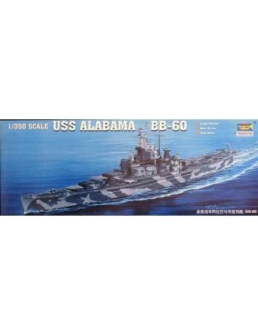 Trumpeter 05307 USS Alabama...