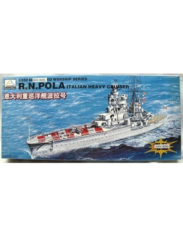 Mini Hobby Models 80705 R.N. Pola Italian Heavy Cruiser 1/350