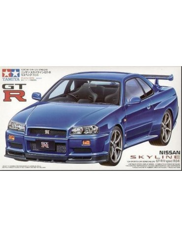Tamiya 24210 Nissan Skyline...