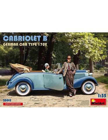 MiniArt 38018 Cabriolet B...