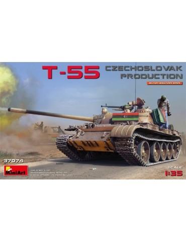 MiniArt 37074 Т-55...