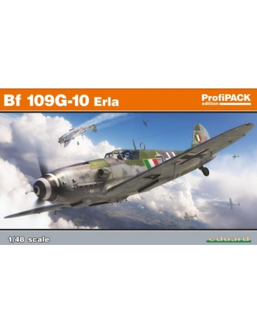 Eduard 82164 Bf-109G-10 Erla ProfiPack Edition 1/48