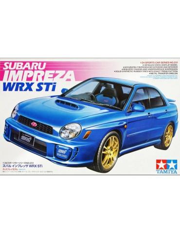 Tamiya 24231 Subaru Impreza...