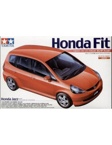 Tamiya 24251 Honda Jazz 1/24