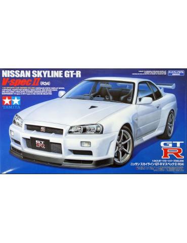 Tamiya 24258 Nissan Skyline...