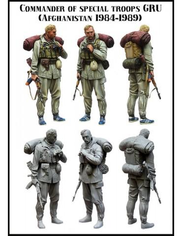 Evolution Miniatures EM-35101 Советский офицер (Афганистан 1979-1989) 1/35
