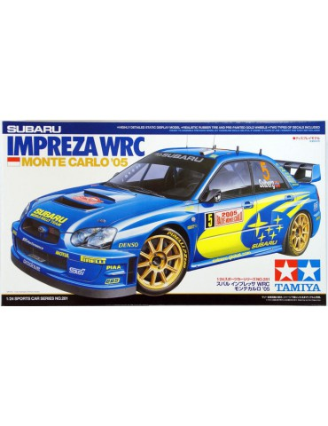 Tamiya 24281 Impreza WRC...