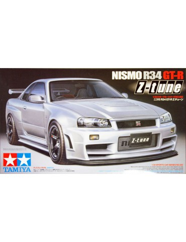 Tamiya 24282 Nismo R34 GT-R...