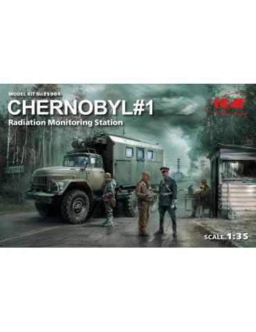 ICM 35901 Чернобыль №1....