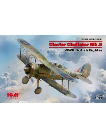 ICM 32041 Gloster Gladiator...