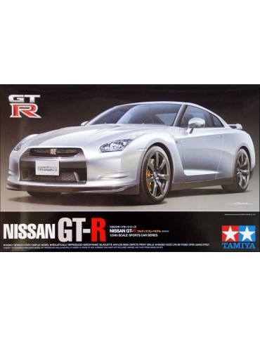 Tamiya 24300 Nissan GT-R 1/24