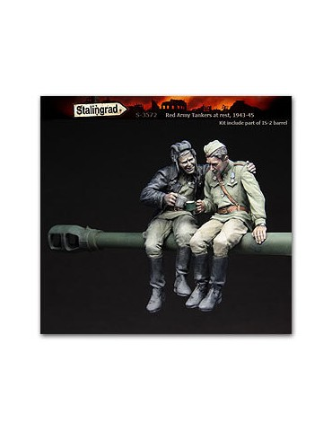 Stalingrad S-3572 Red Army...