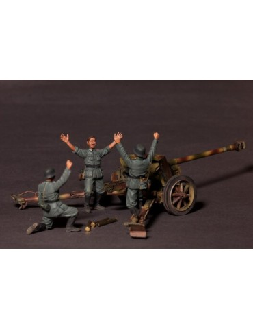 SOGA Miniatures 3527 Volltreffer - we replled the attack! 1/35