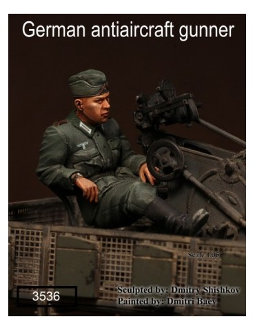 SOGA Miniatures 3536 German...