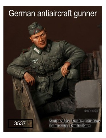 SOGA Miniatures 3537 German...