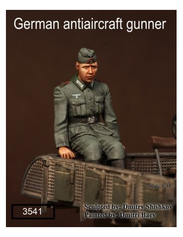 SOGA Miniatures 3539 German...