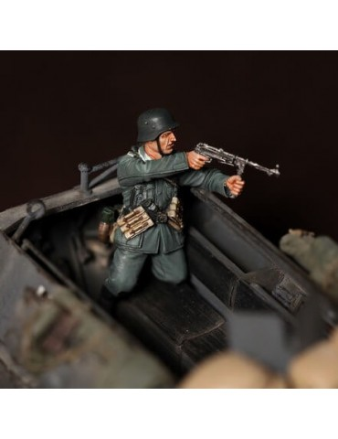 SOGA Miniatures 3549 German...