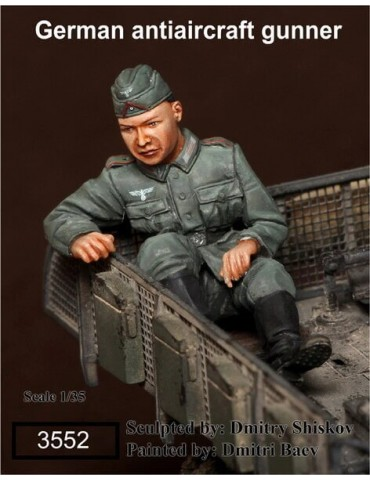 SOGA Miniatures 3552 German...