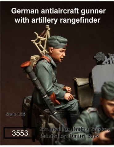 SOGA Miniatures 3553 German...