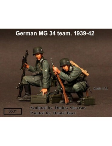 SOGA Miniatures 3631 German...