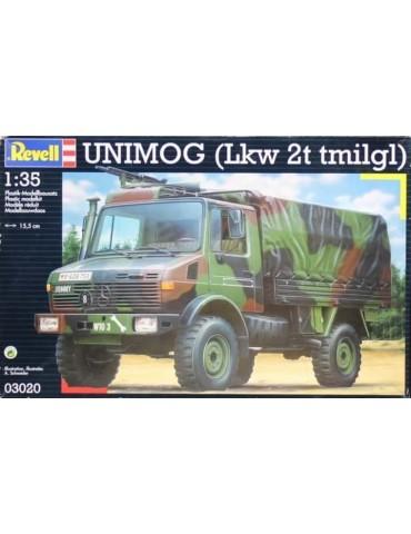 Revell 03020 UNIMOG (Lkw 2t...