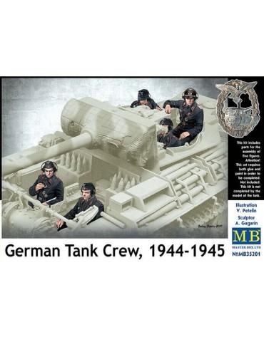 Master Box MB35201 Немецкие танкисты 1944-45 гг. 1/35