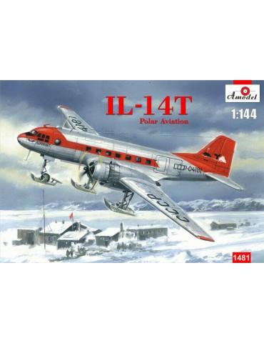 Amodel 1481 Ил-14Т Полярная...