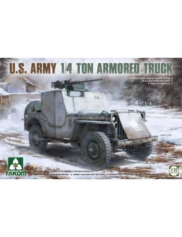 Takom 2131 U.S. Army 1/4...