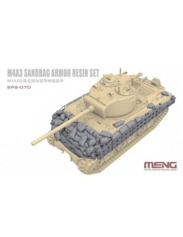 Meng SPS-070 M4A3 Sandbag...