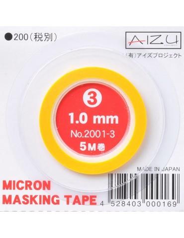 Aizu Project 2001-3 Micron...