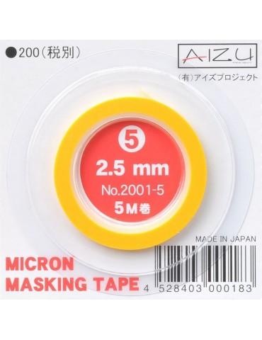 Aizu Project 2001-5 Micron...