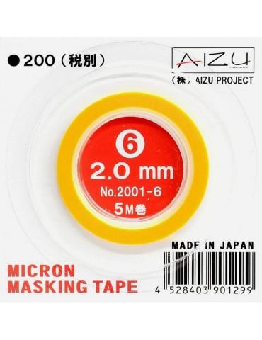 Aizu Project 2001-6 Micron...