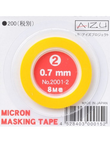 Aizu Project 2001-2 Micron...