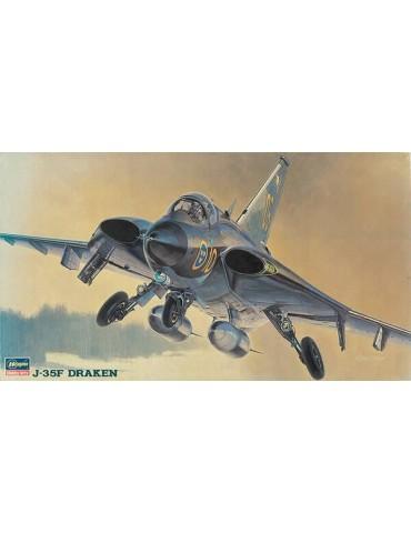 Hasegawa 51401 J-35F Draken...