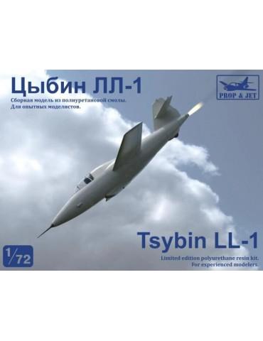 Prop & Jet 7225 Цыбин ЛЛ-1...