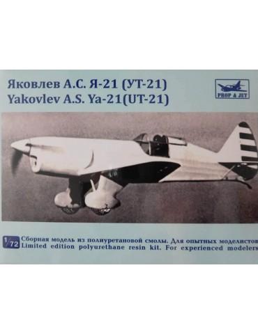 Prop & Jet 72203 Яковлев...