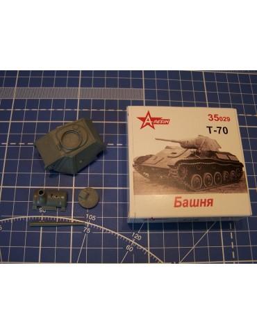 A-Resin 35029 Т-70 башня 1/35