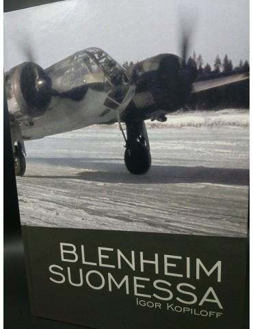 Blenheim Suomessa Igor...