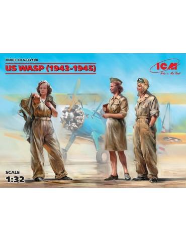 ICM 32108 Летчицы на службе...