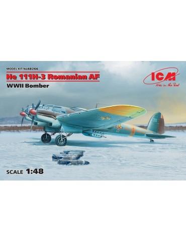 ICM 48266 He 111H-3 ВВС...